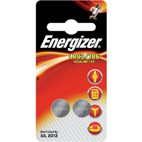 ENERGIZER baterie speciální 186/LR43