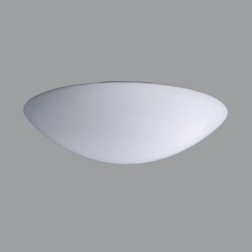 OSMONT svítidlo kruhové 22x11cm přisazené AURA 1 IN-12K2/040 1x60W IP43