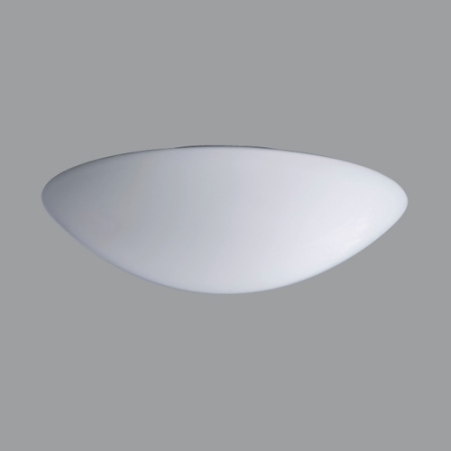 OSMONT svítidlo kruhové 42x12,5cm přisazené AURA 4 2x75W IP43