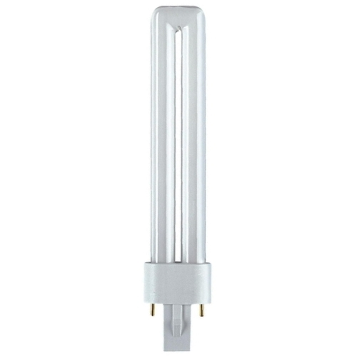 OSRAM DULUX S G23 7W/840 úsporná žárovka