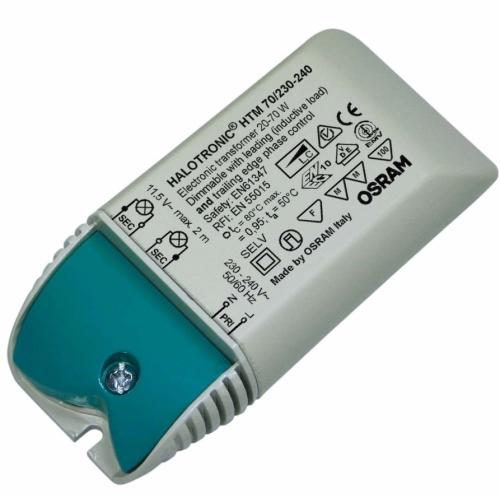 OSRAM 70/230-240 Mouse HALOTRONIC HTM trafo elektronické
