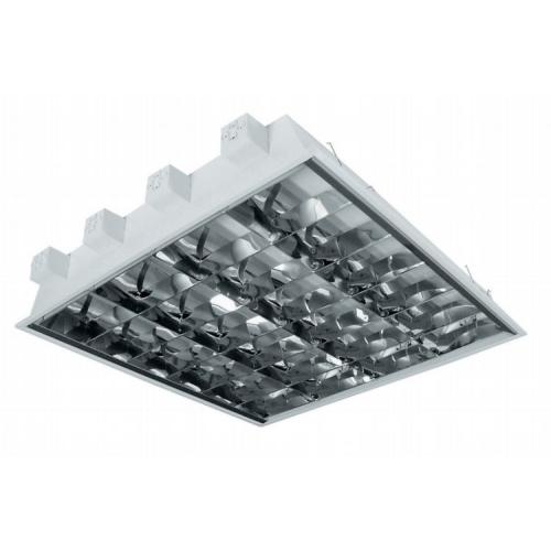 MODUS svítidlo I 18Wx4 optická m./předřadník;  podhledové/do rastru I418ALDPEP