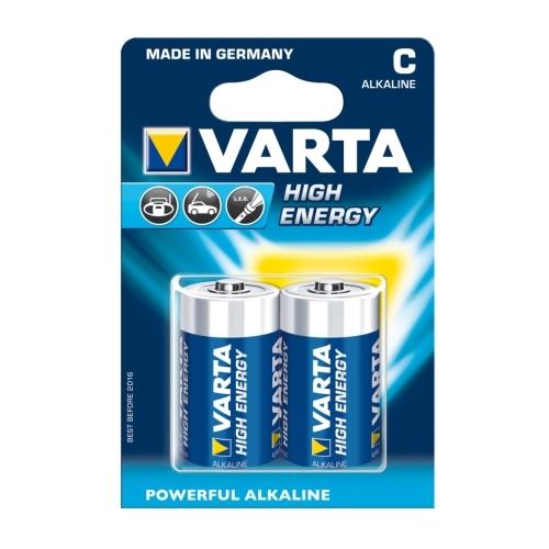 VARTA C HighEnergy baterie malý monočlánek ; LR14/ 4914