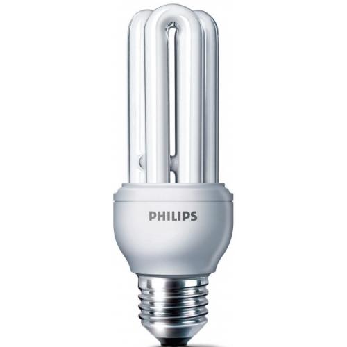PHILIPS GENIE E27 14W/827 úsporná žárovka