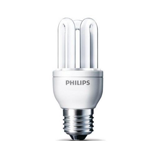 PHILIPS GENIE E27 8W/827 úsporná žárovka