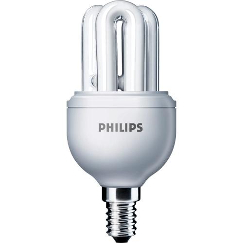 PHILIPS GENIE E14 8W/827 úsporná žárovka