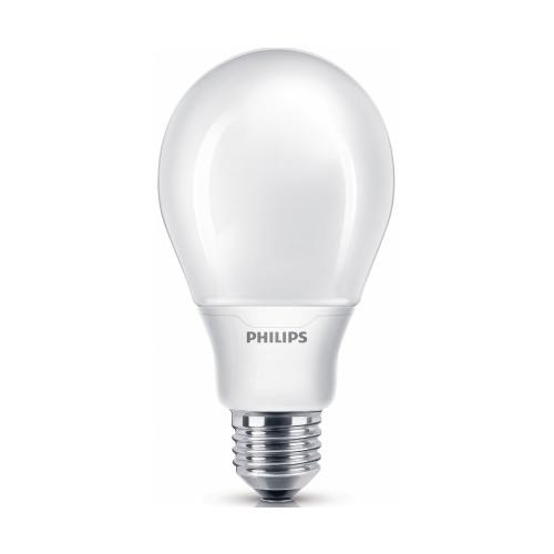 PHILIPS SOFTONE E27 18W/827 úsporná žárovka Softone