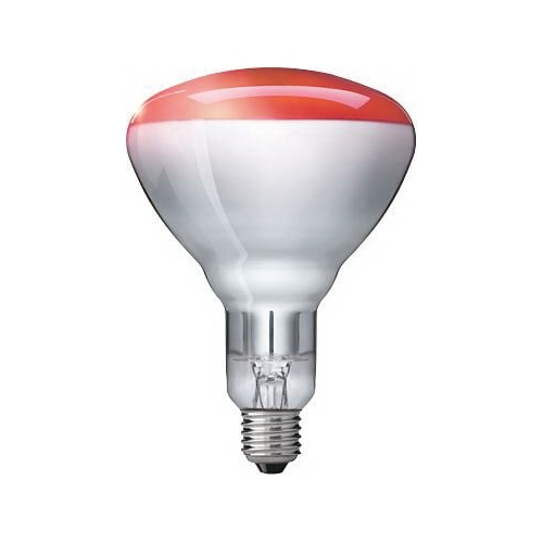 PHILIPS žárovka infračervená 150W E27 červená