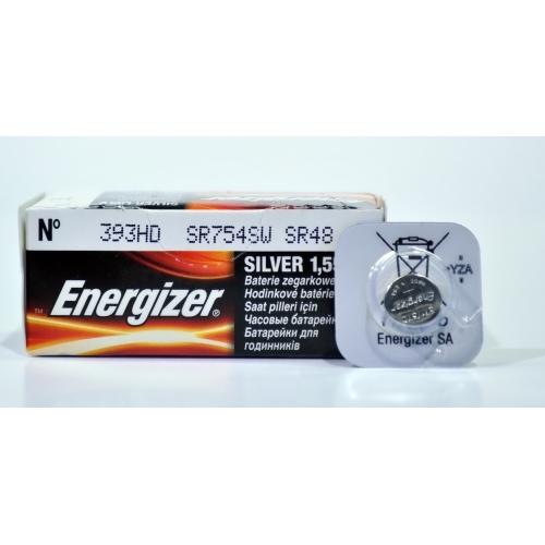 ENERGIZER baterie do hodinek 393 balení: 1ks v blistru