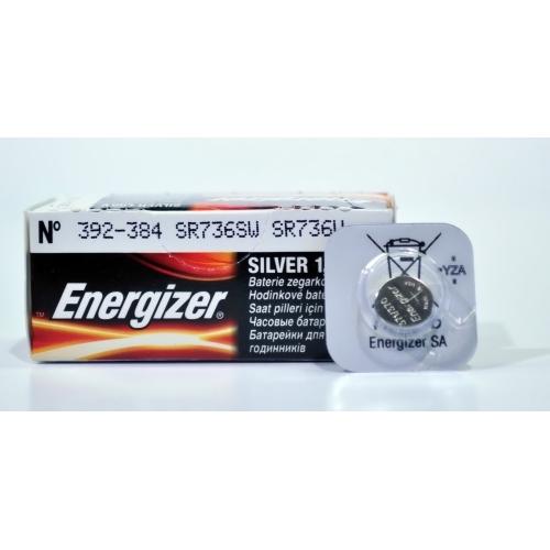 ENERGIZER baterie do hodinek 392/384 balení: 1ks v blistru