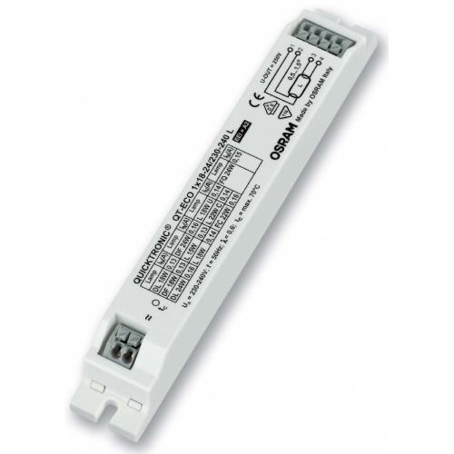 OSRAM QT-ECO 1x18-24/220-240 L QUICKTRONIC ECONOMIC elektronický předřadník
