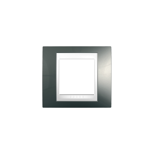Schneider UNICAplus rám.krycí CHAMPAGNE/POLAR ;  MGU6002824 (MGU6.002.824)