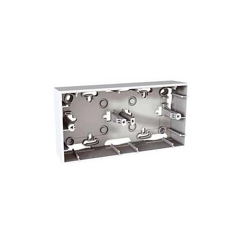 Schneider krabice pro montaz na omitku 2-nas. polar ;  MGU800418 (MGU8.004.18)