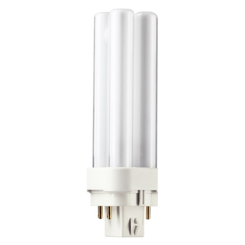 PHILIPS MASTER PL-C G24q-1 10W/840 4pin úsporná žárovka