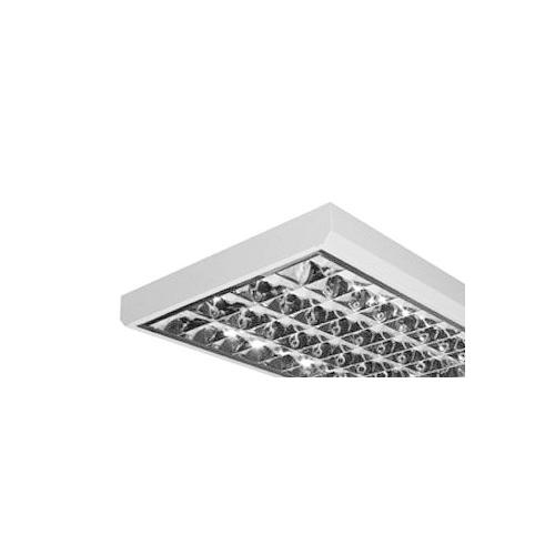 MODUS svítidlo LLX 36Wx4 hlíníková m./předřadník;  přisazené/závěsné LLX436ALEP