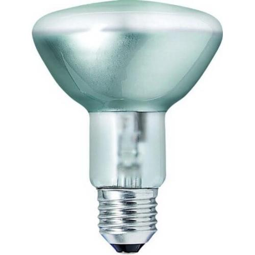 PHILIPS EcoClassic E27 42W 230V R80  halogenová reflektrorová žárovka