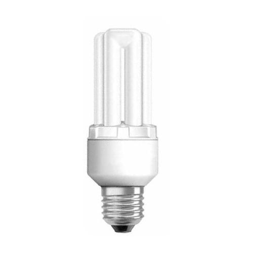 OSRAM DULUX LONGLIFE E27 18W/825 úsporná žárovka