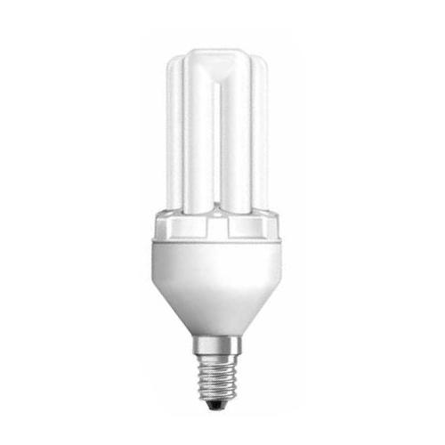 OSRAM DULUX LONGLIFE E14 11W/825 úsporná žárovka