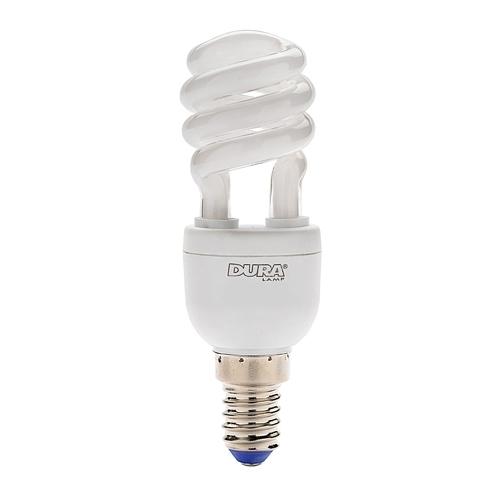 DURALAMP MiniTwist Eco E14 9W/827 úsporná žárovka