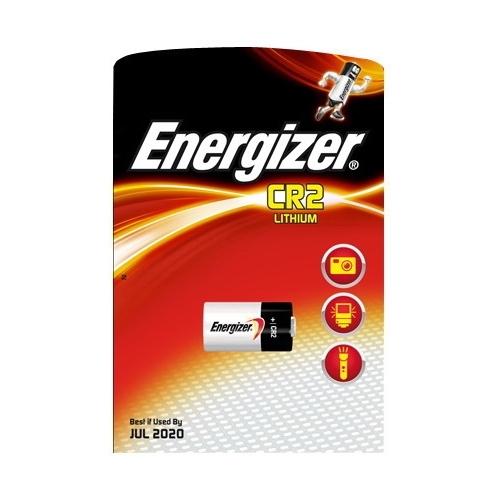 ENERGIZER CR2 baterie do fotoaparátu