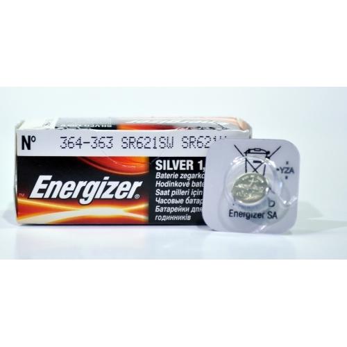 ENERGIZER baterie do hodinek 364/363 balení: 1ks v blistru