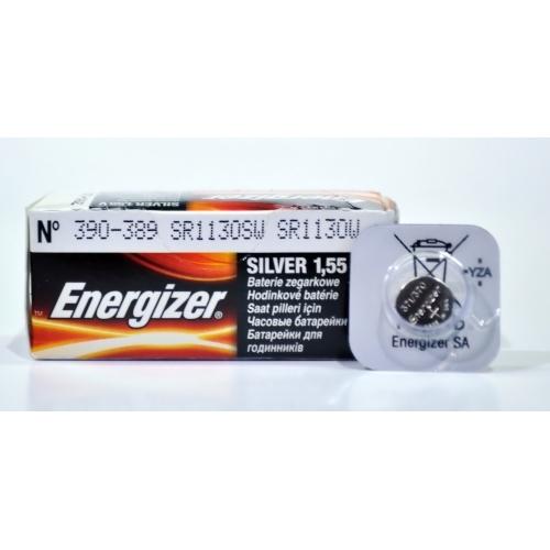 ENERGIZER baterie do hodinek 390/389 balení: 1ks v blistru