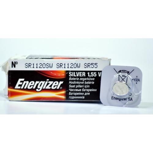 ENERGIZER baterie do hodinek 394/380 balení: 1ks v blistru