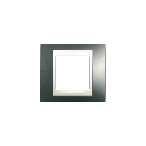 Schneider UNICAplus rám.krycí CHAMPAGNE/MARFIL ;  MGU6002524 (MGU6.002.524)