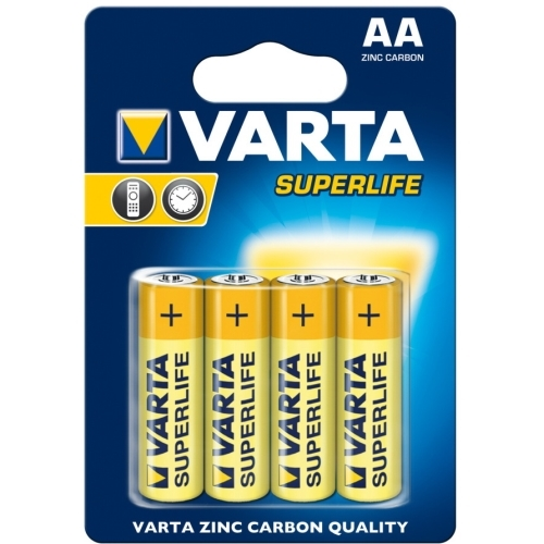 VARTA AA Superlife baterie tužková ; R6/2006