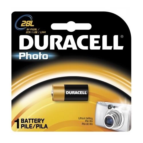 DURACELL baterie speciální 28L Photo