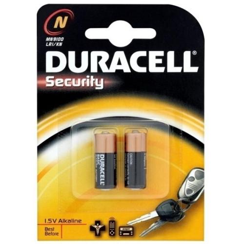 DURACELL baterie speciální MN9100 Security