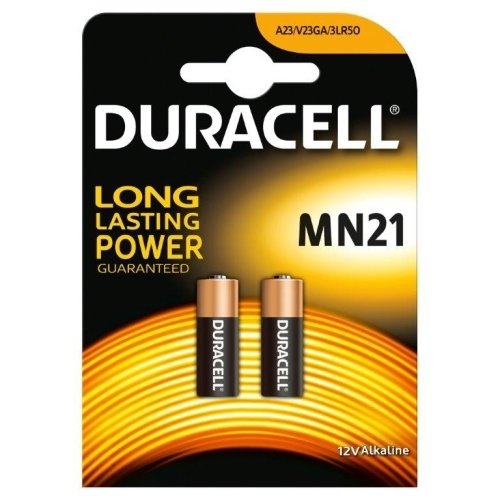 DURACELL baterie speciální MN21 Security