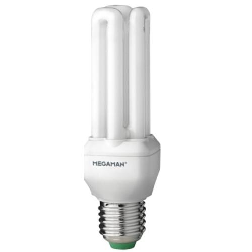 MEGAMAN 3P423 E27 23W/827 úsporná žárovka