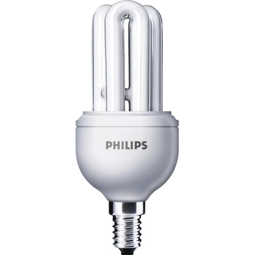 PHILIPS GENIE E14 11W/865 úsporná žárovka