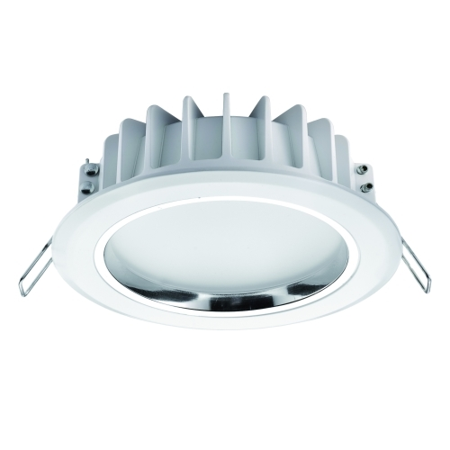 DURA LED svítidlo RTF DOWNLIGHT 4in 15W/840 bila, kryt opal
