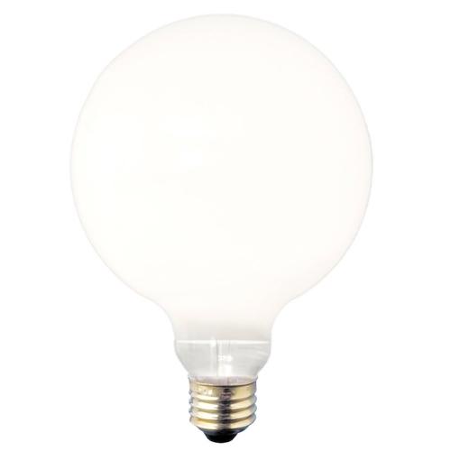 TOPLUX žárovka Globe 60W E27 230V, tvar globe opál G125