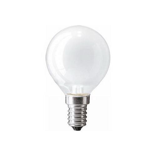TOPLUX kapková žárovka matná 40W 230V E14, klasická matná kapková žárovka