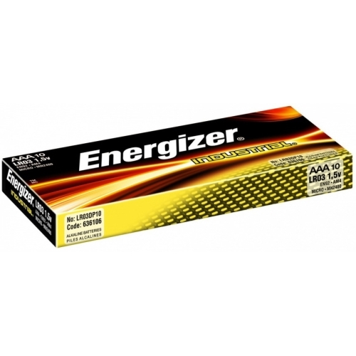 ENERGIZER AAA Industrial baterie mikrotužková ; LR03