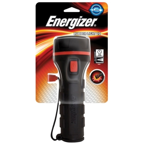 Energizer svítilna Rubber Light 2D
