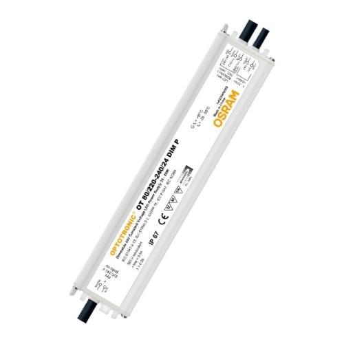OSRAM napáječ LED pásky 80W/220-240V/24V/P IP67 1-10V OPTOTRONIC