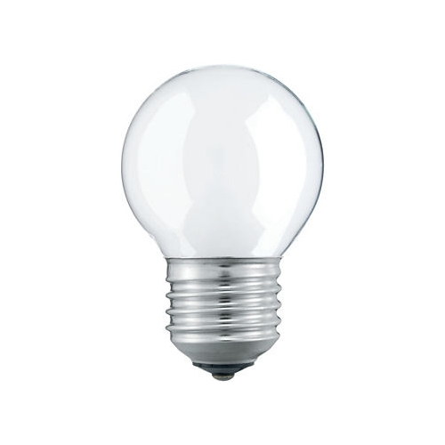 TOPLUX kapková žárovka matná 40W 230V E27 , klasická matná kapková žárovka