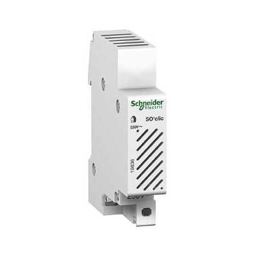 Schneider Electric zvonek modulární 8-12V;  A9A15321