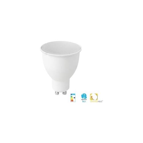 MEGAMAN GU10 8W 2800 540lm/35°; LED žárovka-reflektor PAR16 LR3808dBT