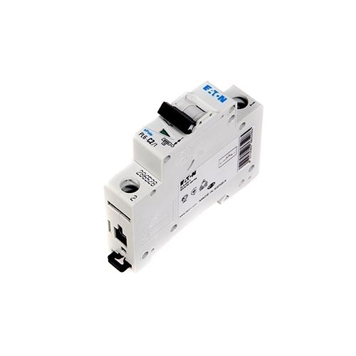 EATON jistič 1P 2A C 6kA 230/400V; PL6-C2/1 286528 pro motory