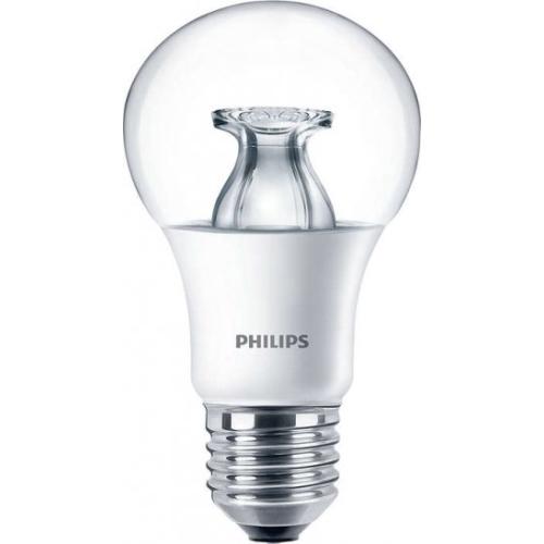 PHILIPS E27 9.5W 2700K 806lm náhrada 60W; LED žárovka A60 NonDim
