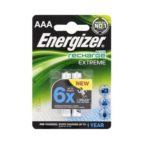 ENERGIEZER baterie nabíjecí EXTREME 800mAh