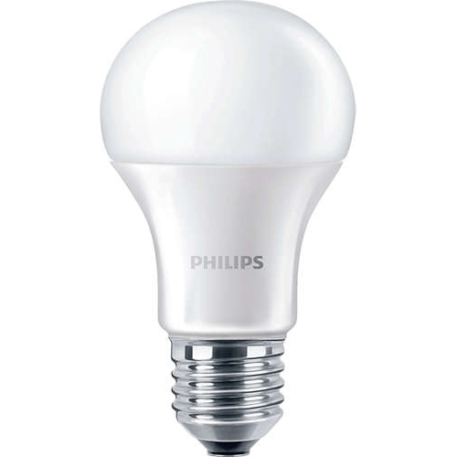 PHILIPS E27 8.5W 2700K 806lm náhrada 60W; LED žárovka A60 Dim