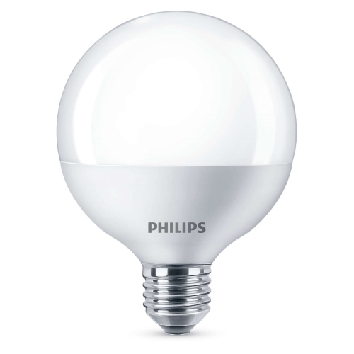 PHILIPS LED globe  E27 15W G93 náhrada za 100W 2700K 1521lm NonDim 15Y