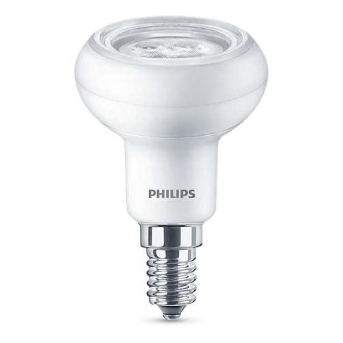 PHILIPS E14 2.9W 2700K 530cd/36° náhrada 40W; LED reflektor R50 NonDim