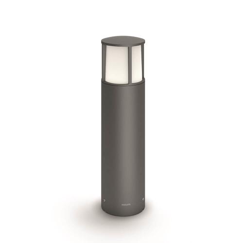 PHILIPS venkovní LED svítidlo Stock; antracit (16466/93/16)